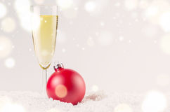 рождество шарика декоративное Стоковые Фото