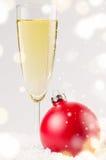 рождество шарика декоративное Стоковое фото RF