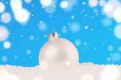 рождество шарика декоративное Стоковые Изображения RF