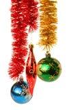 рождество шариков Стоковые Изображения RF
