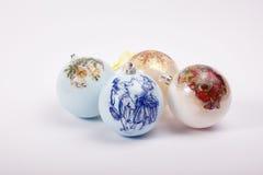 рождество шариков handmade Стоковое Изображение RF