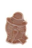 Рождество шоколада Стоковое фото RF