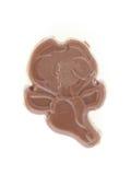 Рождество шоколада Стоковые Изображения RF
