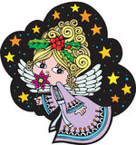 рождество 3 ангелов Стоковое Фото