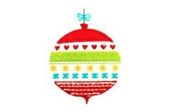 рождество bauble Стоковое Фото