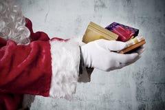 рождество claus santa Стоковое Фото