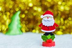 рождество claus santa Стоковые Изображения