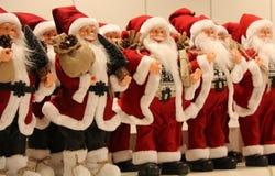 рождество claus santa Стоковое Изображение RF