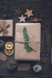 Рождество Diy Стоковые Фотографии RF