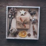 Рождество Diy Стоковые Изображения