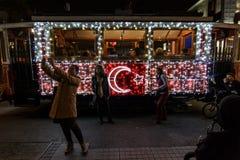 рождество istanbul Стоковые Изображения