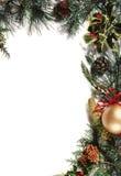 рождество ornament2 Стоковые Фотографии RF