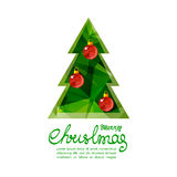 Рождество tree-06 Стоковые Изображения