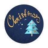 Рождество tree-10 Стоковые Фото