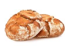 рож хлеба круглая традиционная Стоковая Фотография