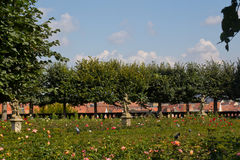 Розарий в Бамберг Стоковое Фото
