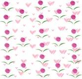 Роза рамки Стоковая Фотография RF