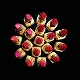 розетка губной помады Стоковая Фотография