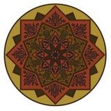 розетка pattern04 Иллюстрация штока