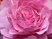 Розовая бумага Стоковые Изображения RF