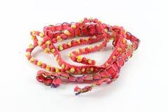 розовая веревочка Стоковое Фото