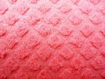розовая губка Стоковое Фото