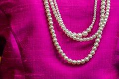 Розовая дама рубашка стоковые фото