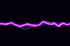 розовая искра Стоковое Изображение RF