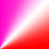 Розовая и красная предпосылка Стоковое Фото