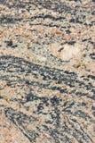 Розовая и черная мраморная вертикаль текстуры Стоковые Фотографии RF