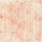 Розовая и cream предпосылка штофа Стоковое фото RF