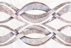 Розовая каменная абстрактная предпосылка безшовная Стоковое Изображение