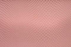 Розовая кожа, предпосылка стоковая фотография rf