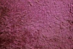 Розовая поверхность worn материала Стоковое Фото