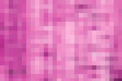 Розовая предпосылка пиксела стоковое фото