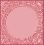 Розовая предпосылка Стоковое фото RF