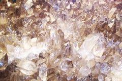 Розовая предпосылка розового кварца Samadhi Стоковые Изображения