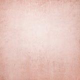 Розовая предпосылка с слабой винтажной текстурой Стоковые Фотографии RF