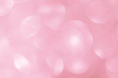 Розовая предпосылка: Фото запаса нерезкости дня матерей Стоковые Изображения