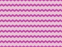 Розовая предпосылка шеврона Стоковые Изображения RF