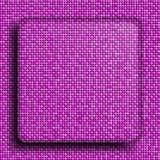 Розовая предпосылка sequin Квадратная рамка 10 eps Стоковые Изображения RF