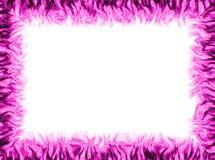 Розовая рамка Стоковое Фото