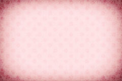 Розовая иллюстрация предпосылки круга Стоковые Изображения