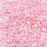 Розовая сияющая текстура, sequins с предпосылкой нерезкости Стоковые Изображения RF