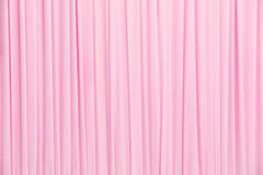 Розовая текстура занавеса Стоковые Фото