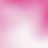 Розовая текстура полутонового изображения - абстрактная предпосылка Стоковая Фотография RF