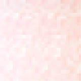 Розовая текстура Mozaik Стоковое Изображение