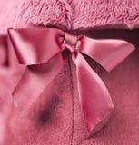 розовая тесемка стоковое фото rf
