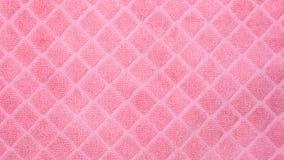 Розовая ткань Стоковое фото RF