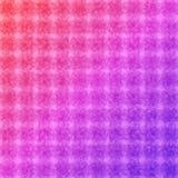 Розовая Checkered предпосылка для всеобщего применения Стоковое Изображение